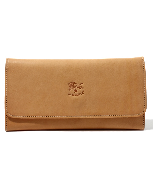 [IL BISONTE] ILBISONTE / ORIGINAL LEATHER / LONG WALLET