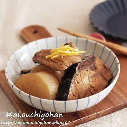 大根を使った美味しい人気のおかず☆主菜4