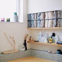 洗面所のタオル収納アイデア特集!狭い賃貸でもできるおしゃれな整理方法をご紹介