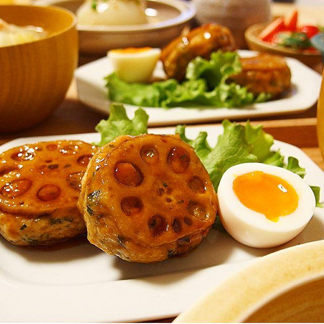 鶏肉のおかず☆人気レシピ《鶏ひき肉》4