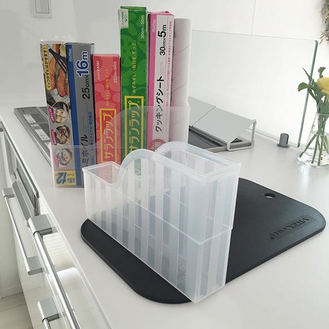 キッチン収納のコツ③よく使うアイテムは見せる収納に2