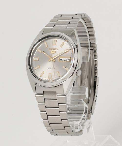 [ability] SEIKO セイコー/ SEIKO5 自動巻きメタルベルト 腕時計 SNXS73K SNXS75K SNXS77K SNXS79K