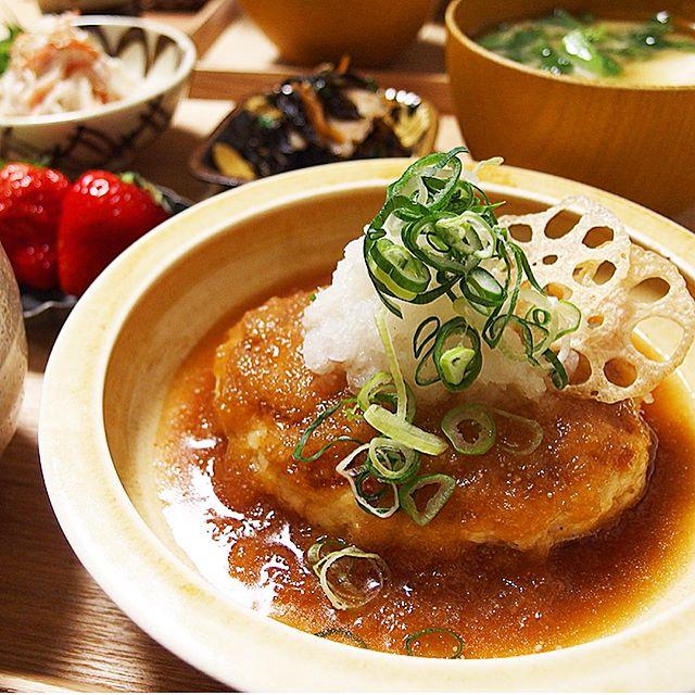 鶏肉のおかず☆人気レシピ《鶏ひき肉》5
