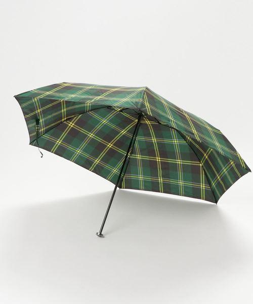 [MOONBAT] 折りたたみ傘 Barbrella 【チェック00】