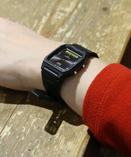 [Global Forme Concrete] CASIO/カシオ アナログ デジタル ウォッチ AW-48HE【腕時計】