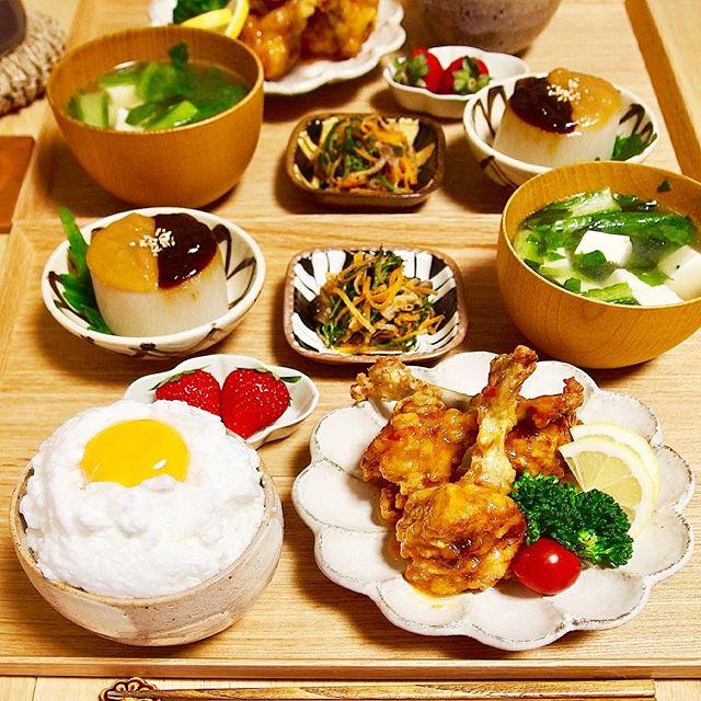 鶏肉のおかず☆人気レシピ《骨付き肉》8