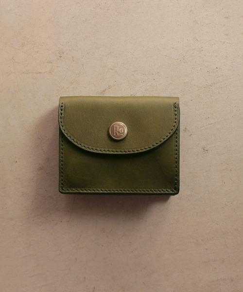 [ANCHOR by ROTAR/VIVIFY] Minimal short wallet コンパクト ミニ ウォレット