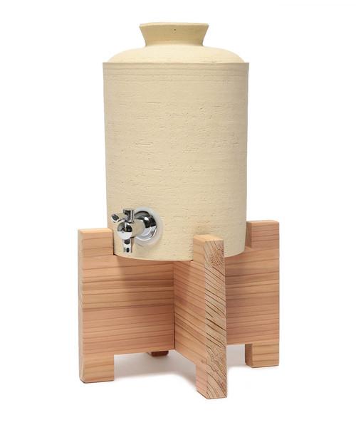 [BEAMS MEN] BEAMS JAPAN / 別注 信楽焼 焼酎サーバー