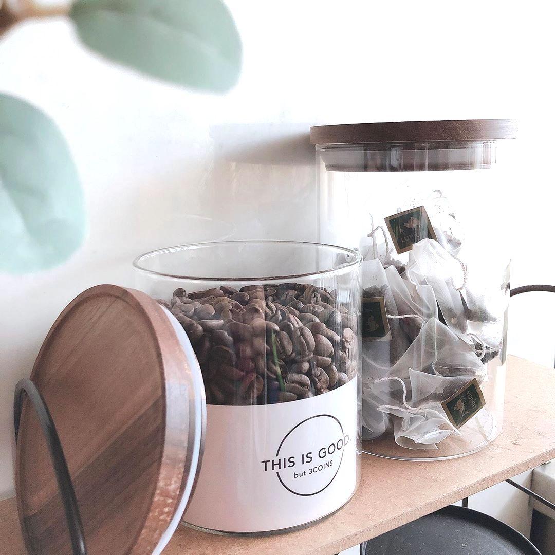 【ダイソーetc.】のコーヒーアイテムでくつろぎを♪おうちカフェをはじめよう!