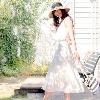 【京都】8月の服装24選!よく歩く&意外に暑い観光に適したコーデをご紹介!
