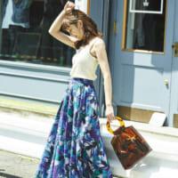 【沖縄】7月の服装27選!リゾート感たっぷりのおしゃれなレディースファッション