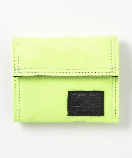 人気ブランドのダブルネームがレアなミニ財布