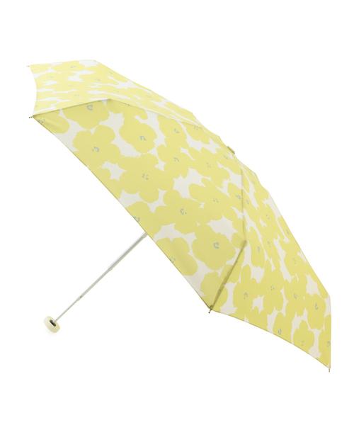 [ROPE' PICNIC] 【晴雨兼用】ハナプリントミニアンブレラ