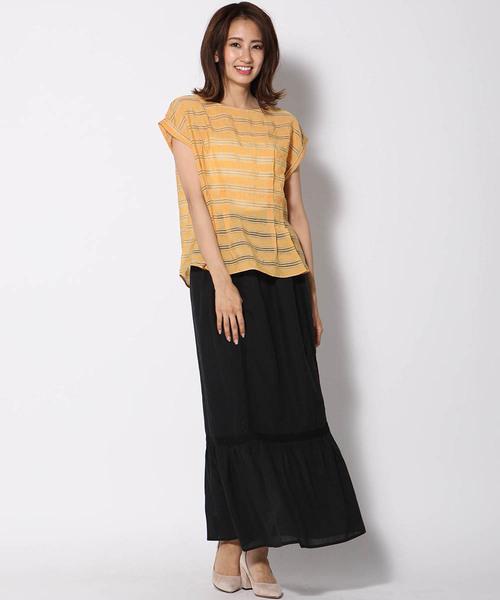 [ketty online store] レースギャザースカート