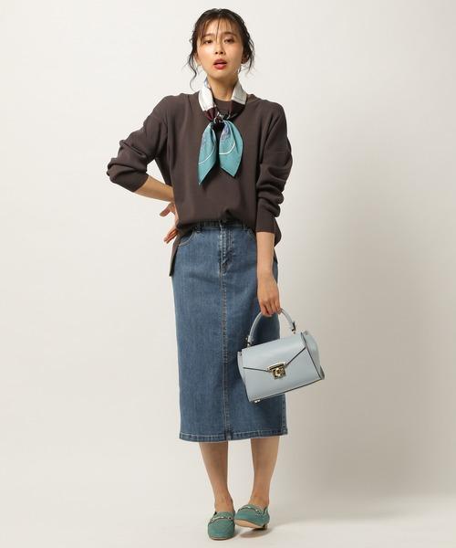 [BARNYARDSTORM] BARNYARDSTORM / ウエストリブタイトスカート