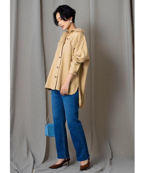 [tocco closet] 【yokoさんコラボ】サファリジャケット