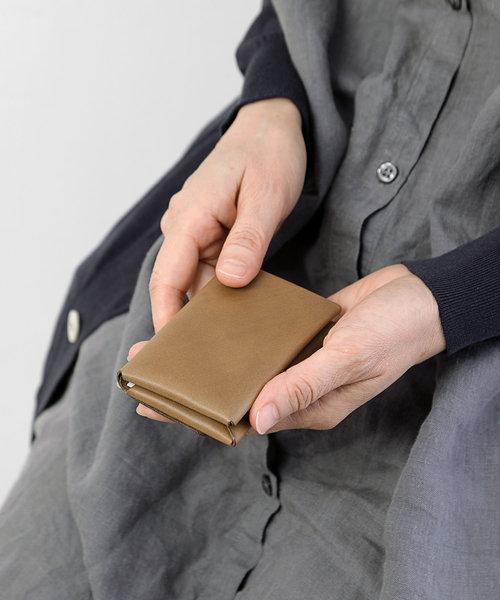 手縫いステッチがおすすめのドゥラム名刺入れ