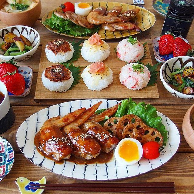 鶏肉のおかず☆人気レシピ《骨付き肉》9