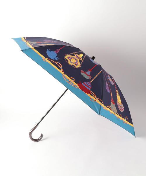 [EMMEL REFINES] 【WEB限定】manipuri(マニプリ)TASSLE 折傘 / 折り畳み傘 / 晴雨兼用