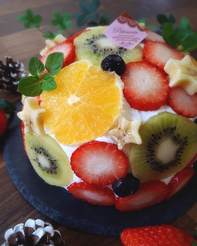 誕生日ケーキにおすすめレシピ!簡単ドームケーキ