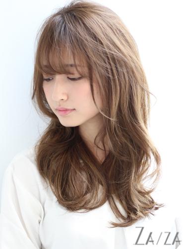 30代におすすめ♡ロング×パーマ(明るめカラー)4