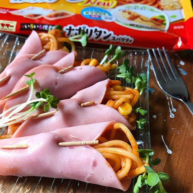 お弁当にパスタの簡単人気レシピ☆トマト系4