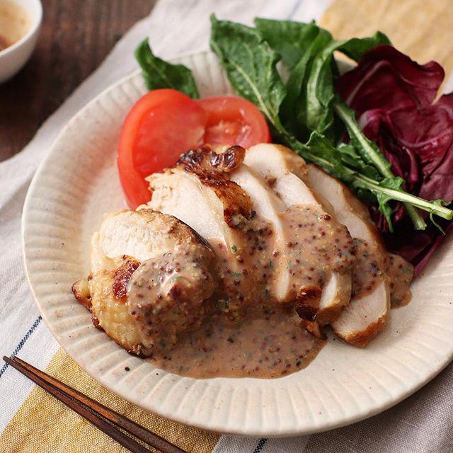 鶏肉のおかず☆人気レシピ《鶏むね肉》