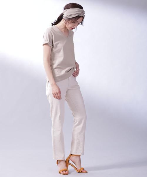 8月のハワイで着たい服装|パンツ4