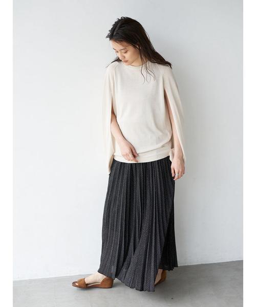 [AMERICAN HOLIC] フレアプリーツスカート