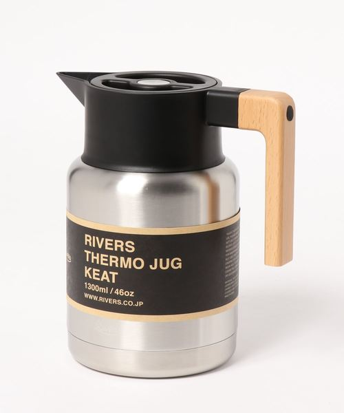 [TODAY'S SPECIAL] THERMO JUG KEAT(サーモジャグ キート)RIVERS/リバーズ