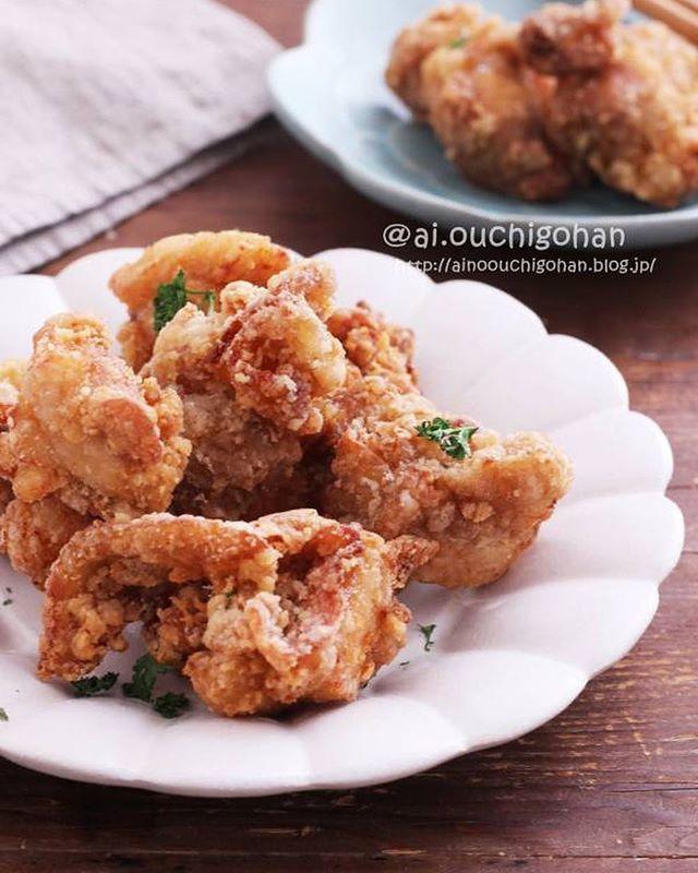 安くて美味しい節約レシピ!簡単な中華風唐揚げ