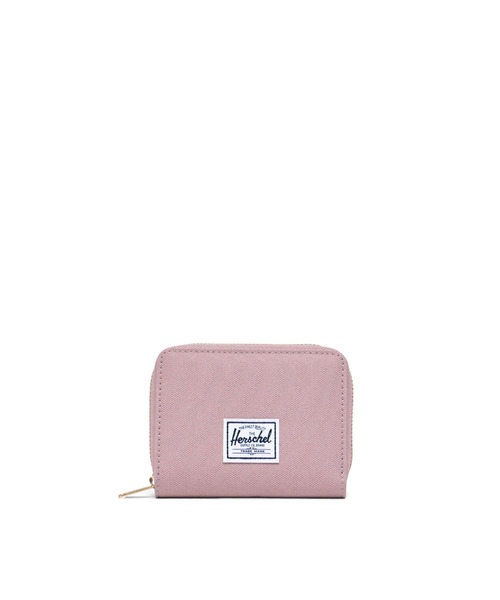 ストライプ柄の裏地が人気のミニ財布
