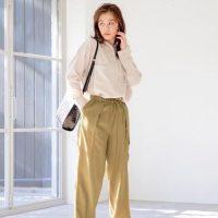 ミリタリーパンツで作る最旬スタイル♡大人女性のお手本コーデ15選