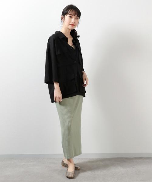 [LOWRYS FARM] シャリミニットスカート 873177