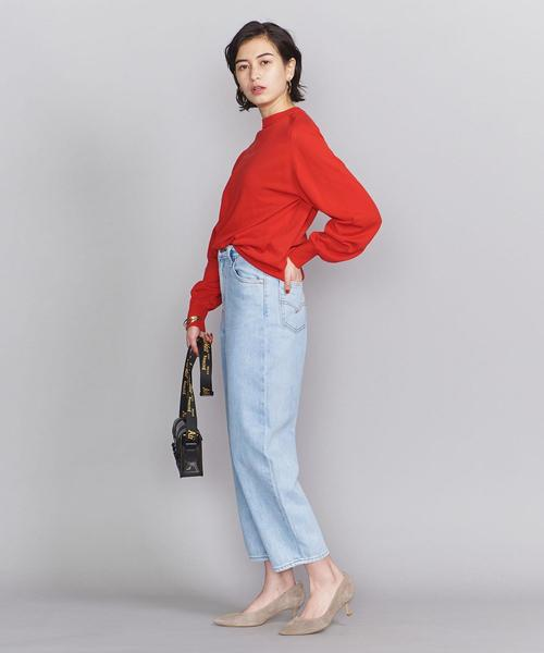 [BEAUTY&YOUTH UNITED ARROWS] <LEVI'S(リーバイス)>BALLOON LEG デニムパンツ