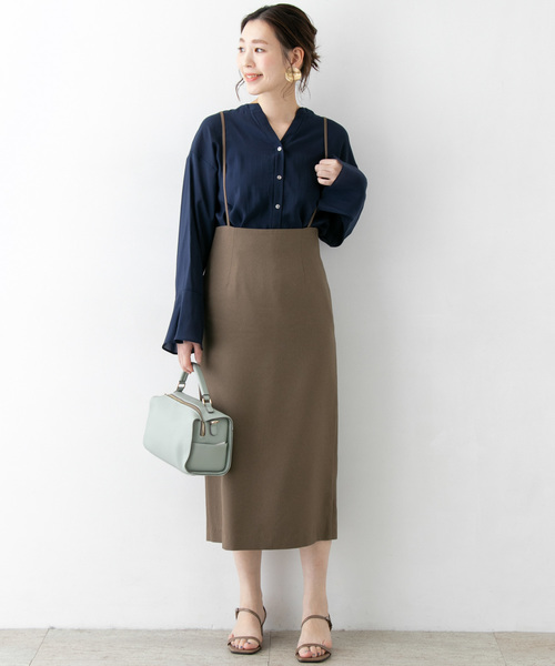 [URBAN RESEARCH ROSSO WOMEN] サロペットスカート