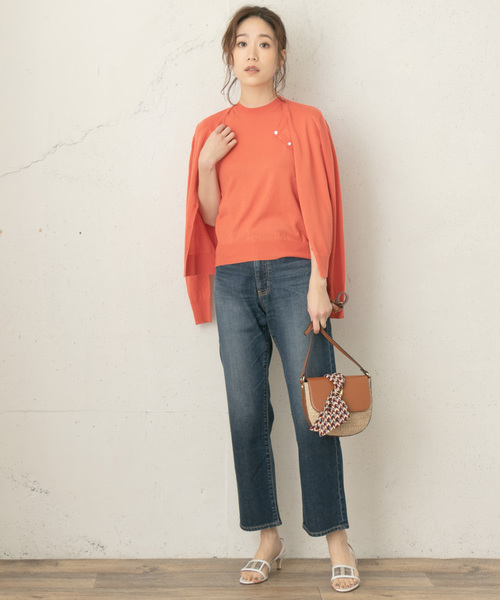 [URBAN RESEARCH ROSSO WOMEN] F by ROSSO ニットアンサンブル