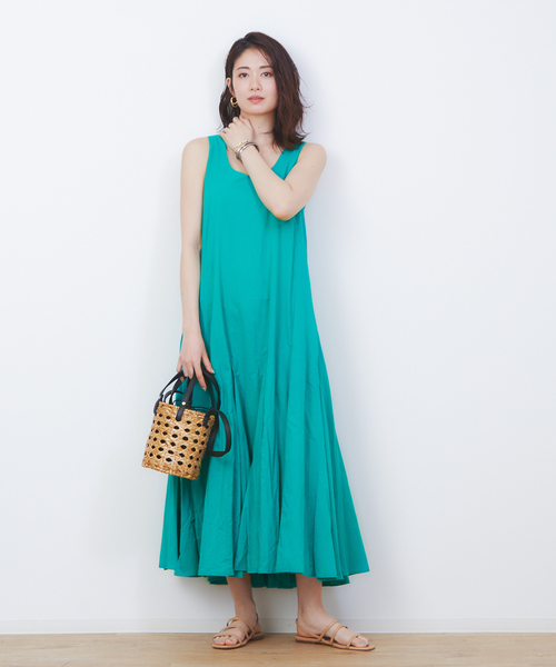[Rouge vif la cle] 【MARIHA】別注 海の月影のドレス