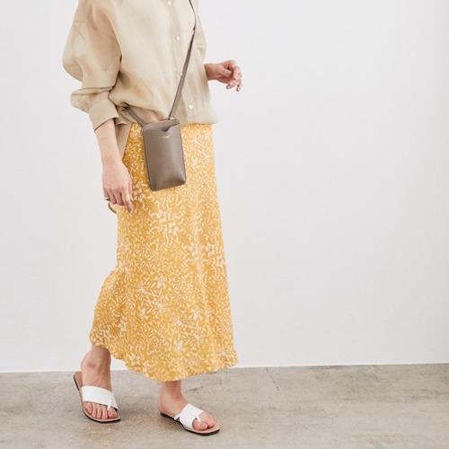 【色・柄・素材別】着回しを楽しみたいおすすめスカートと着こなしまとめ