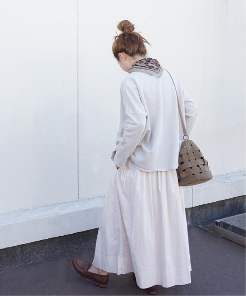 [JOURNAL STANDARD] キャンブリック ギャザースカート◆