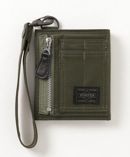 ほんのりとミリタリーな辛口ミニ財布