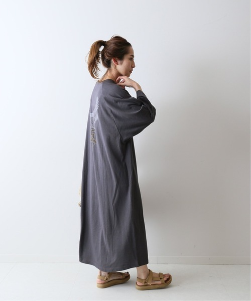 [Spick & Span] 【VOTE MAKE NEW CLOTHES】モーターサイクルワンピース◆