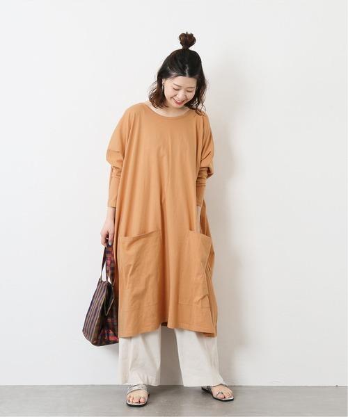 [JOURNAL STANDARD] 【L.F.MARKEY/エルエフマーキー】POCKET BIG TEE:Tシャツ◆