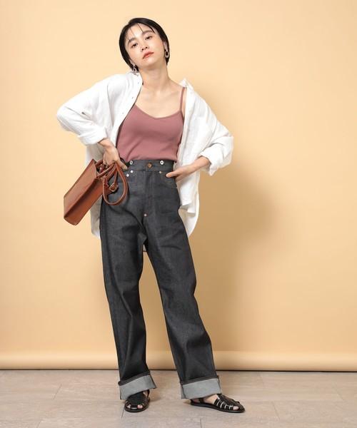 【台湾】7月に最適な服装:パンツコーデ2