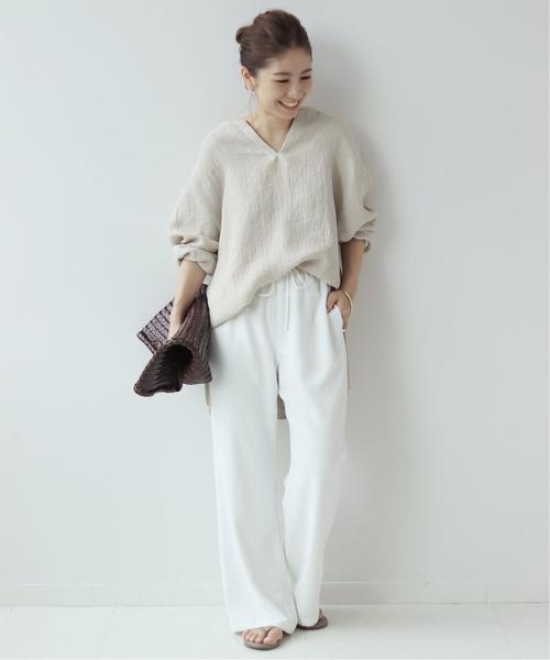 8月のハワイで着たい服装|パンツ