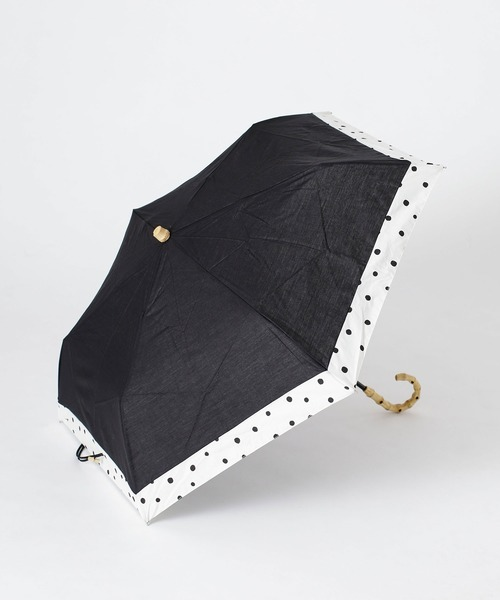 [nano・universe] w.p.c/別注 晴雨兼用傘ドット