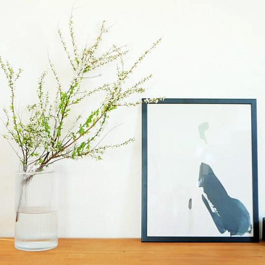 植物をより美しく引き立たてる!ガラスの「フラワーベース」
