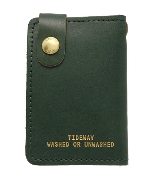 [TIDEWAY] UNWASHED KEY CASE キーケース