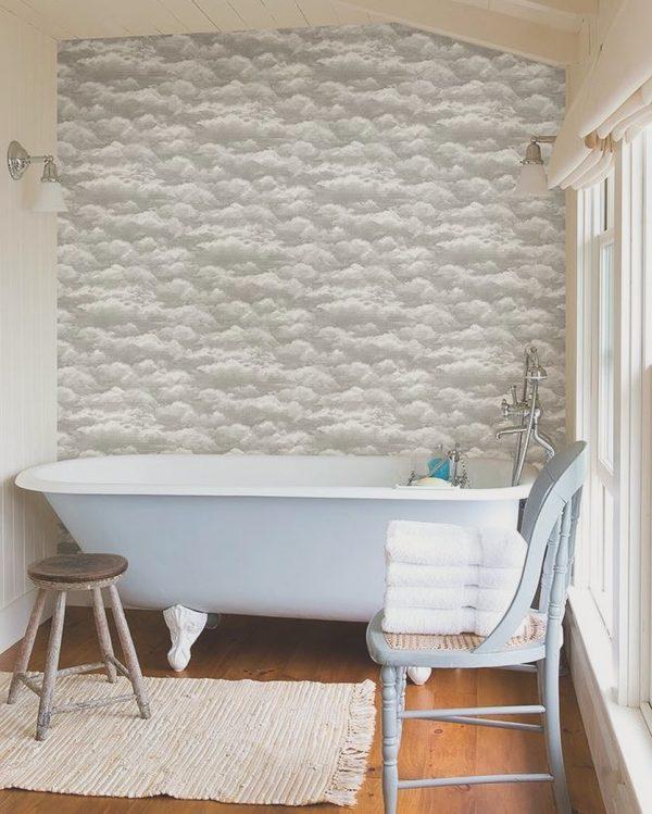 お風呂の壁もチェンジ