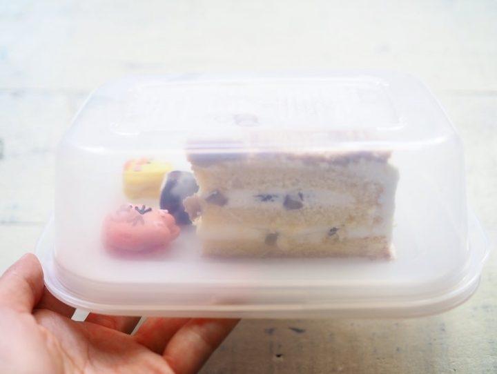 ・ セリア「とにかく洗いやすい保存容器 楽ちんパック」 100円 (税抜)2